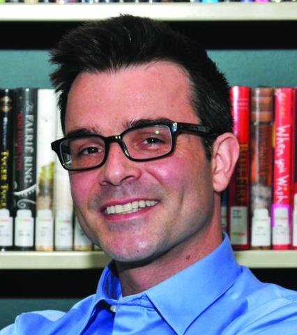 Chicago Public Library Commissioner Brian Bannon