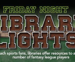 Friday Night Football Lights