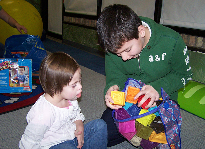 Several libraries and nonprofits are making adaptive toys available for checkout to children with special needs. (Photo: National Lekotek Center)