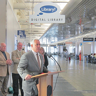 Digital Books Are Up in the Air