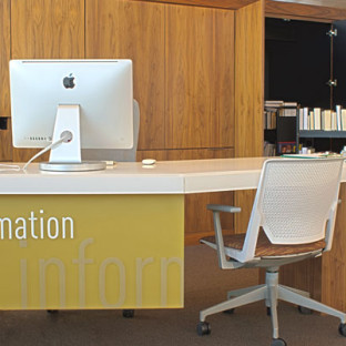 Library Design Showcase 2012: Service Flexibility