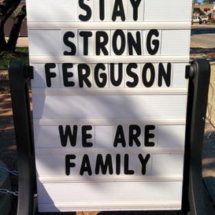 Ferguson's Safe Haven