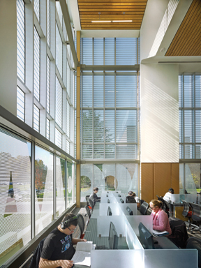Anne Arundel Community College, Arnold, Maryland—Andrew G. Truxal Library
