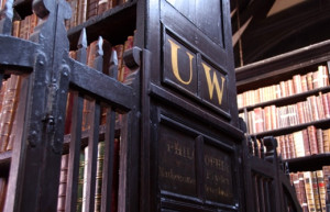 Chetham's, the oldest free public reference library in the UK