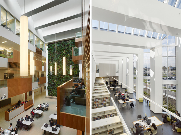 Centennial College Library and Academic Facility, Toronto, Ontario