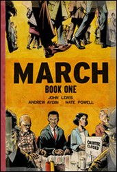 Cover of March, Book 1