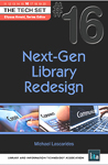 Cover of Next-Gen Library Redesign by Michael Lascarides