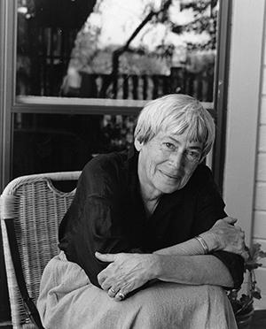 Newsmaker: Ursula K. Le Guin