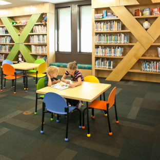 Library Design Showcase 2012