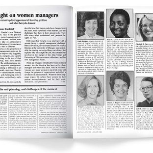 Women in Management, Revisited
