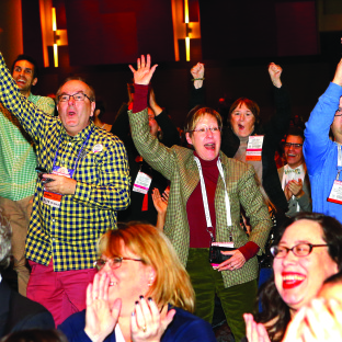 Midwinter 2015: Members Talk Diversity and Technology