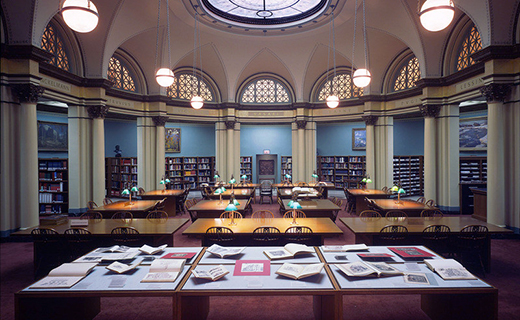 Secret libraries of Chicago