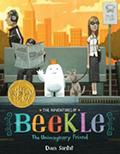Cover of Dan Santat's The Adventures of Beekle