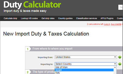 If you plan a long stay, you may have to pay a duty tax to bring your laptop into a country.