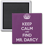 Keep calm and find Mr. Darcy