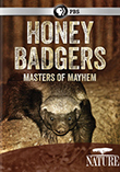 Honey Badgers: Masters of Mayhem. 53min. PBS. Ages 5 and up.