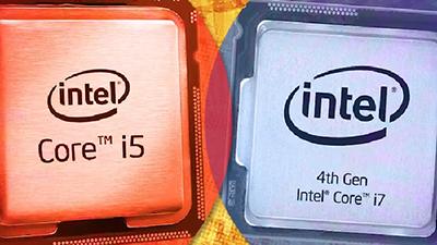Intel Core i5 and i7 CPUs