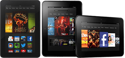 Kindle Fire devices