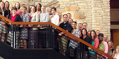 Participants in the 2014 ALA Leadership Institute