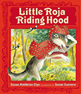 Belpré Illustrator Honor Little Roja Riding Hood, Susan Guevara, received her BFA from the Academy of Art University in San Francisco. Author Susan Middleton Elya lives in the Bay Area.