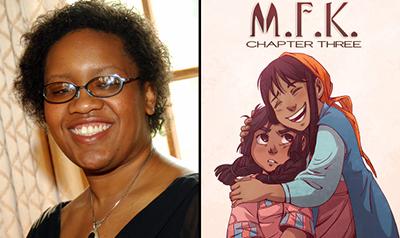 Nilah Magruder, Creator of M.F.K.