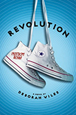 Cover of Revolution, by Deborah Wiles