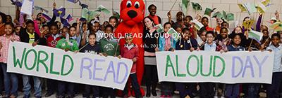 World Read Aloud Day 2015