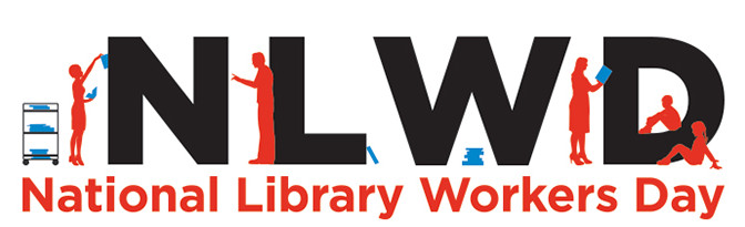 National Library Workers Day logo