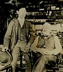 John Manjiro and William Whitfield
