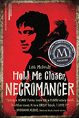 Cover of Hold Me Closer Necromancer, by Lish McBride