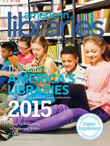 The State of America's Libraries 2015