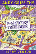 Cover of The 52-Storey Treehouse