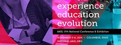 AASL National Conference 2015