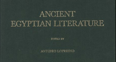 Ancient Egyptian Literature, edited by Antonio Loprieno (E.J. Brill, 1996)