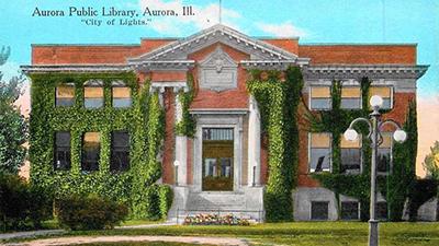 Aurora (Ill.) Carnegie Library