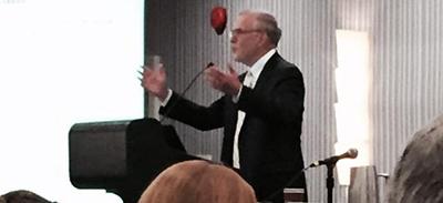 Former Sen. Byron Dorgan