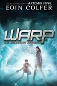 Suggested reading for Captin America: The W.A.R.P. series, by Eoin Colfer