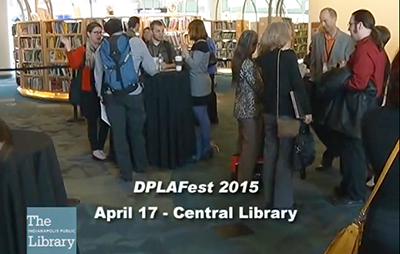 DPLAfest 2015 at the Indianapolis Public Library
