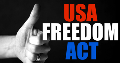 USA Freedom Act passed by House