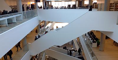 New Central Library, Halifax, Nova Scotia