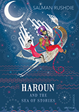 Cover of Haroun and the Sea of Stories, by Salman Rushdie