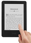Kindle Touch for $59