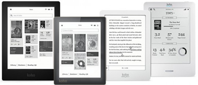 Kobo e-readers