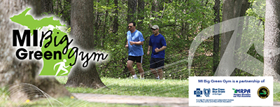 MI Big Green Gym initiative