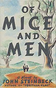 Cover of John Steinbeck's Of Mice and Men