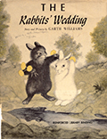 The Rabbits' Wedding, by Garth Williams, 1958