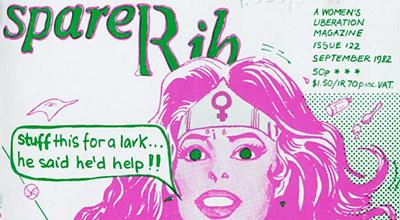 Cover of Spare Rib, no. 122 (Sept. 1982)