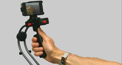 iPhone steadicam