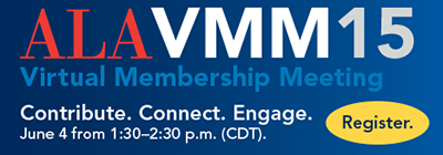 Virtual Membership Meeting 2015