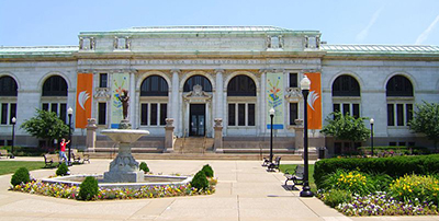 Columbus (Ohio) Metropolitan Library